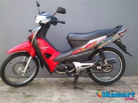 2008 Honda Supra jual supra fit x silver merah 2008 motor