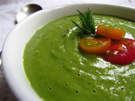 summer s garden soup food a love story