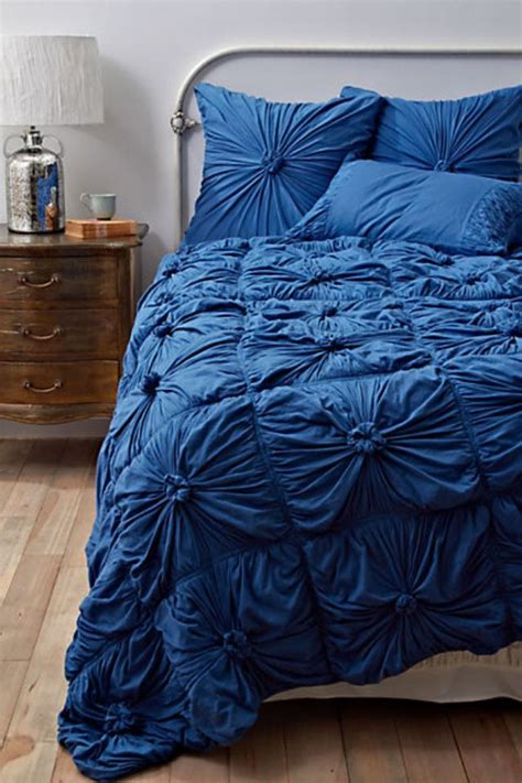 rosette comforter lazybones rosette quilt anthropologie living spaces