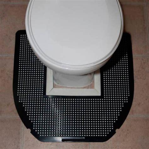 Toilet Mats by Sanitro Toilet Urine Absorbent Odor Removal Mat Odor