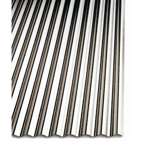 Mini Sheet metal mate 1500 x 634mm galvanised mini ripple iron cladding