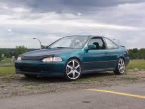 honda civic coupe 1995 review