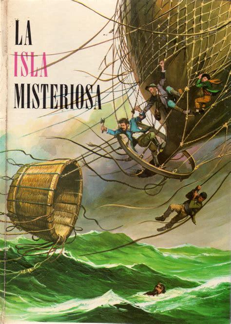 libro la isla de las la isla misteriosa nautilus