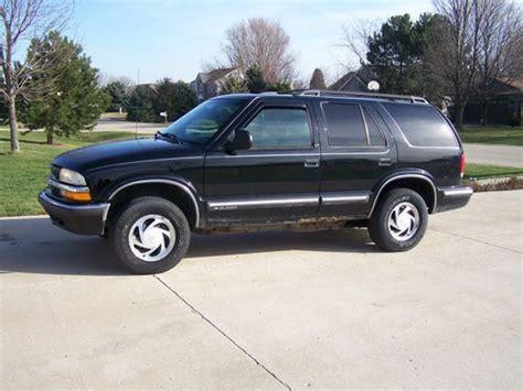 chevrolet blazer lt 1998 buy used 1998 chevrolet blazer lt sport utility 4 door 4 3l in somonauk illinois united states