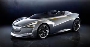 chevrolet presenta el concept mi roadster big chevy
