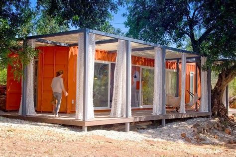 cool tiny homes 6 super cool tiny houses made from shipping containers