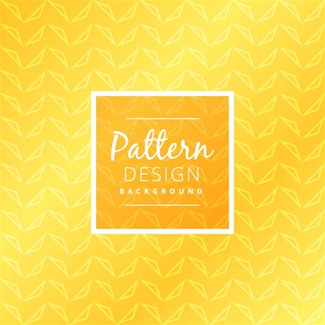 yellow pattern background vector yellow pattern background vector free download