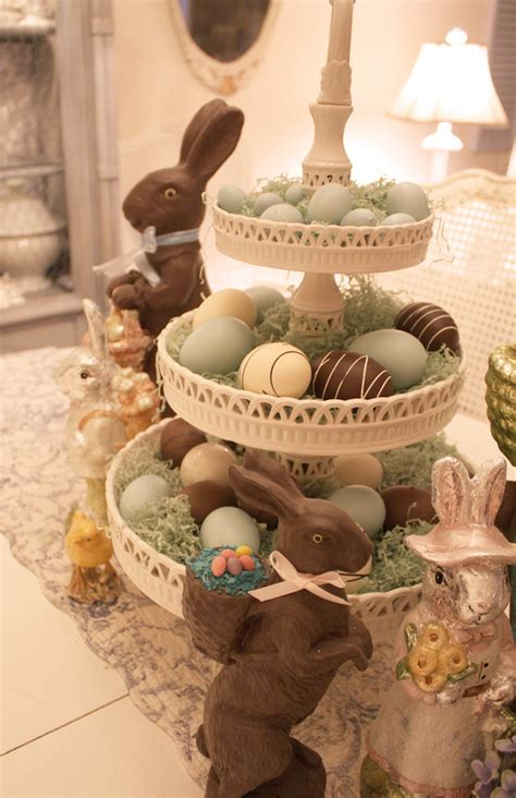 Easter Home Decorations 41 Fashionable Ideas To Decorate Your Home For Easter