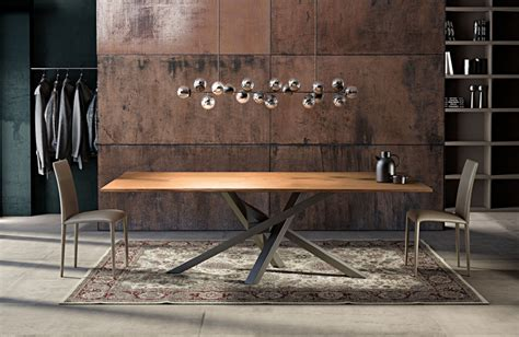 Contemporary Wooden Dining Table Modern Dining Space Tables 13 Cool Concepts And Photos Best Of Interior Design