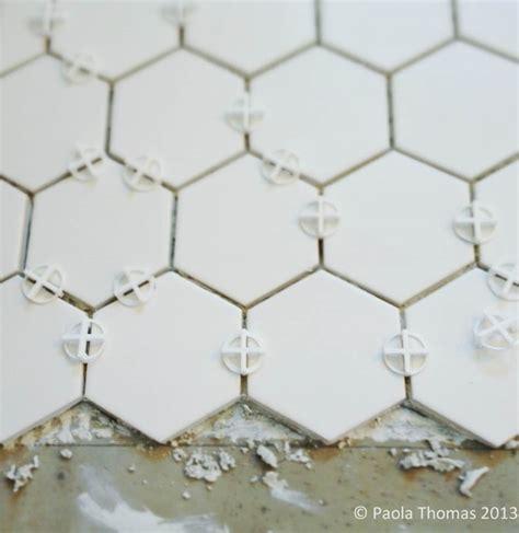 Stunning Botanical Wall Using Hexagon Tiles - large hexagon tile 28 images large hexagon tile