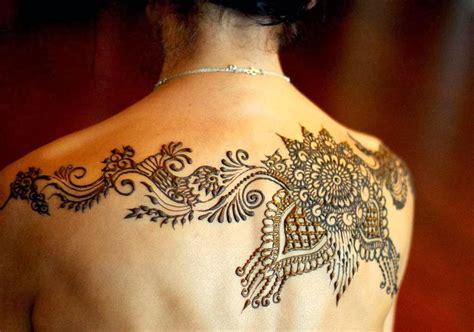 tatuagens de henna requintados desenhos impermanentes 31