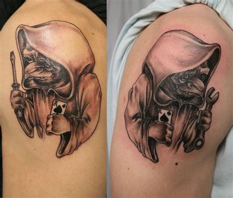 clever couple tattoos tattoos and designs page 17