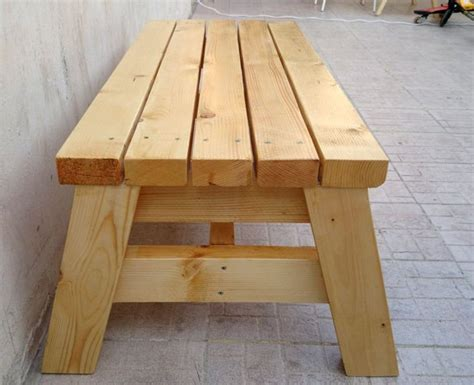 how to make a simple wooden bench pdf diy simple sitting bench plans download shelf plans 2 215 4 woodideas