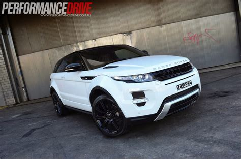 2012 range rover evoque coupe 2012 range rover evoque coupe dynamic si4 front side