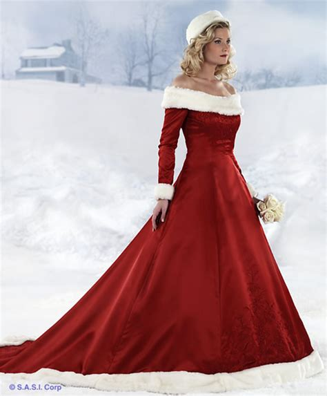 Christmas Wedding Dress Pictures » Home Design 2017