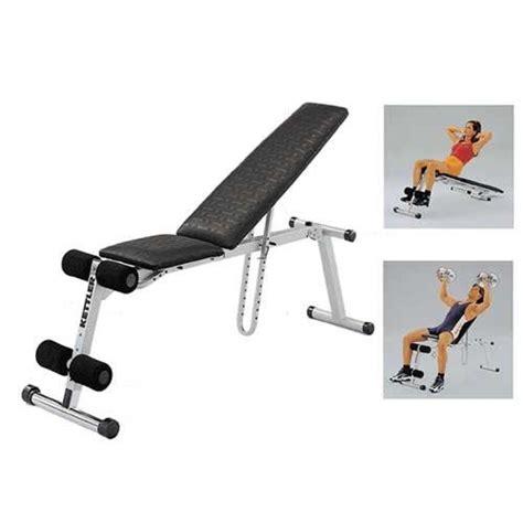 kettler weight bench kettler rowing machines kettler universal bench 7410 600