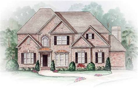 new american home plans at dream home source house plans new american house plan with 3279 square feet and 5