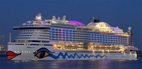 aidaprima hängematte se hvordan et cruiseskip bli til finalcall travel norge