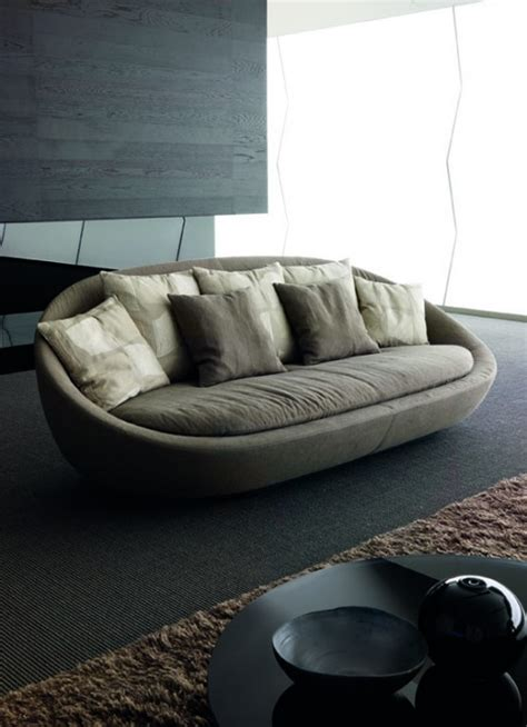oval couch sofa 15 best ideas of oval sofas