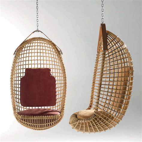 eureka hanging chair bonacina 1889 giovanni travasa owo online design store