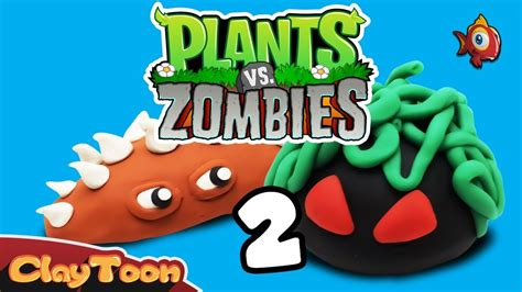 tutorial game plant vs zombie 2 plants vs zombies characters 2 polymer clay tutorial my