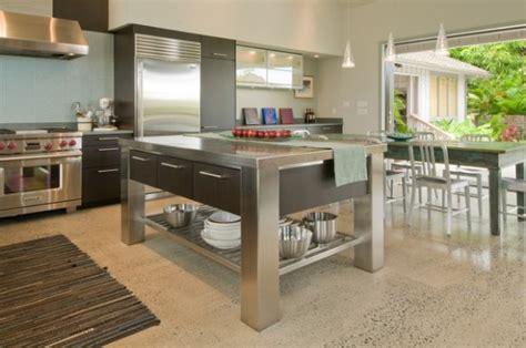 20 Great Kitchen Island Design Ideas In Modern Style Great Kitchen Design