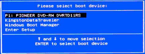 Menu Boot Cua Laptop Asus boot menu