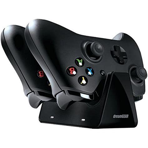 xbox controller charger station a look at the new dreamgear dual charge stations for