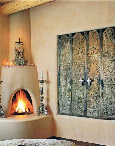 Kiva Style Fireplace by The 25 Best Ideas About Adobe Fireplace On
