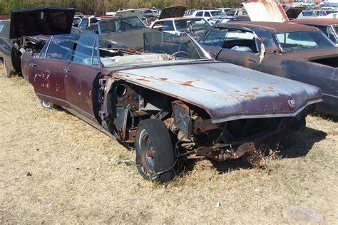1966 Cadillac Parts by 1966 Cadillac Fleetwood Parts Car 1