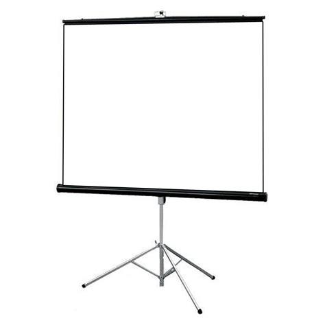 Proyektor Layar layar draper tripod 70 178 x 178 cm tsdr1717d screen
