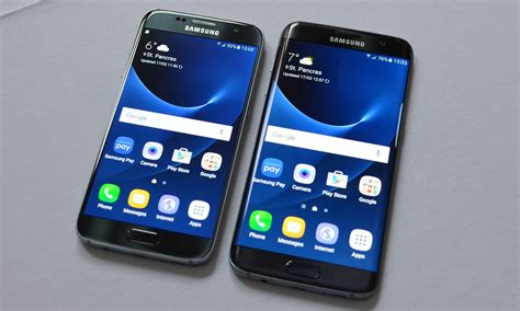 Samsung S7 And S7 Edge Samsung S7 And S7 Edge Launch Past Features Return