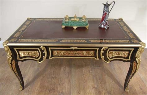 bureau boulle boulle writing desk bureau plat table desks