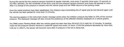 tire pressure monitoring 2012 jaguar xk parking system tire pressure monitoring system jaguar forums jaguar enthusiasts forum