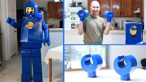 lego hand tutorial how to make an awesome lego man costume hands lego