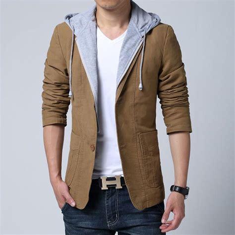 Blazer Korea Slimfit 5 casual linen suits suit la