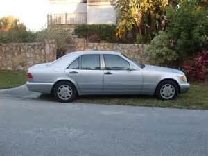 picture of 1995 mercedes s class 4 dr s320 lwb sedan