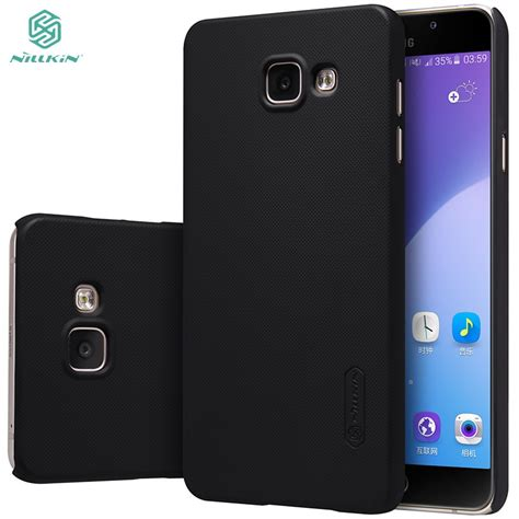 Casing Hp Leather Back Cover Samsung Galaxy S7 husa samsung galaxy a5 2016 sm 510f nillkin frosted