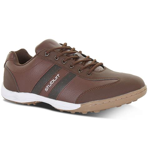 spikeless golf shoes stuburt 2014 mens urban2 spikeless golf shoes ebay