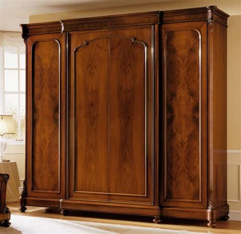 Wooden Closets With Doors Wardrobe Closet Wood Wardrobe Closets