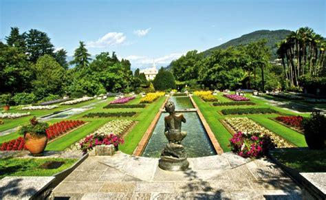 giardini di villa taranto i giardini botanici di villa taranto bellezza