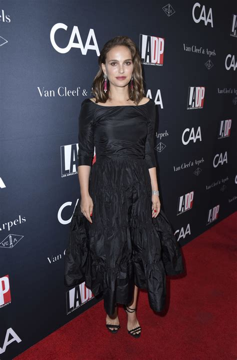Nathalie Dress natalie portman black dress natalie portman