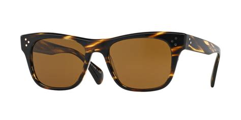 Frame Kacamata Oliver Peoples Huston Black oliver peoples x huston sunglass collection complex