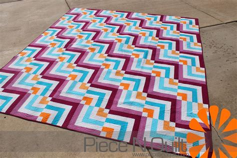 Modern Patchwork Quilt Designs - n quilt modern wave published in modern patchwork