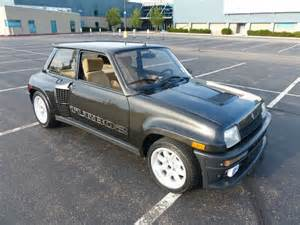 Renault R5 Turbo 2 For Sale Foto Renault 0 Divers Renault 5 Turbo 2 Ebay Renault 5