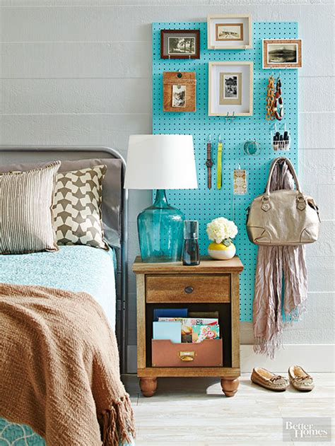creative nightstand storage ideas