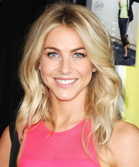 what is julianne houghs natural hair color julianne hough favorite products for natural look
