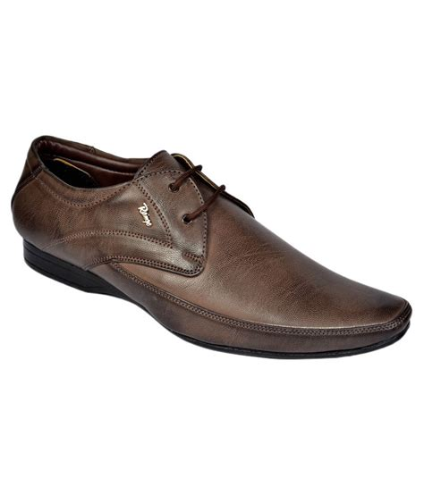 lamoste brown formal shoes price in india buy lamoste