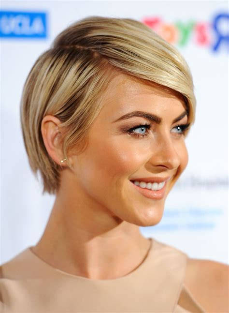 what is the description of julianne houghs haircut in safe haven how to the cross layered crop as seen on julianne hough
