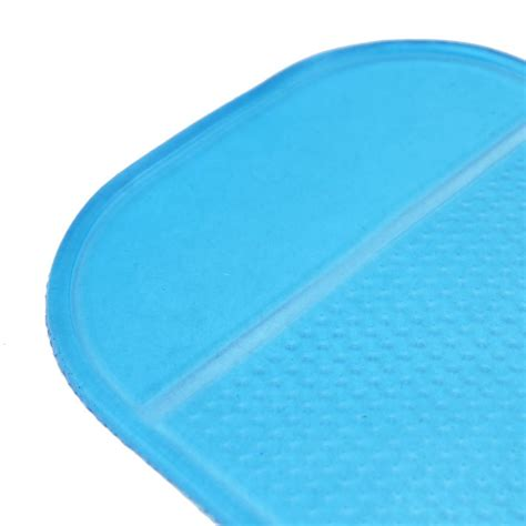 Sticky Pad Anti Slip Mat Mobil car dash non dashboard pad phone sticky holder mat mobile holder anti slip blue ebay